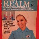 Vintage Feb. 15, 1969 Women's Realm Recipes Knitting Patterns