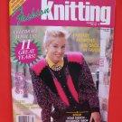 Fashion Knitting Patterns Jacket Sweater Pullover Tunic 1983
