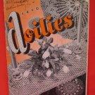 Vintage 1945 Crochet Pattern Magazine Favorite Doilies Doily