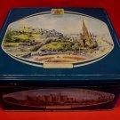 Vintage McVitie & Price Biscuits Cookie Tin Souvenir Collector UK. Castles