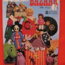 Patons Bazaar 50 Gifts Knitting Crochet Patterns Toys Baby Stuff Golf Club Covers etc