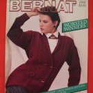 Bernat Sweaters Cardigans Knitting Patterns Family Kids Adults