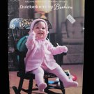 Beehive Quickerknits Knitting Patterns Layette Carriage Set etc Baby - 2 Years