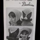 Beehive Knitting Crocheting Crochet Knit Patterns Topettes Topsicles Kerchiefs Babushkas