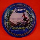 Kokanee Beer Dell Valley Early Mountain Madness Coaster Fridge Magnet Souvenir