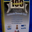 Rotary Club District 5020 Centennial Rotarian Cookbook Recipes History Souvenir