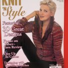 Knit in Style 30 Knitting Patterns Sweaters Jackets Shawls Shells Evening Camisoles