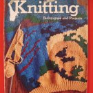 Knitting Techniques and Projects Patterns Bikini Afghans Sweaters Capelet Cap Hats Sweaters etc