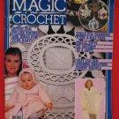 Magic Crochet Pattern Magazine Full Figure Xmas Shawls Baby etc