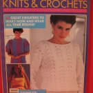 McCalls Knits Crochets Pattern Magazine 63 Patterns Jackets Blousons Blouses Camisole FAMILY