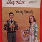 Lady Galt Handknits Knitting Pattern Magazine Size 4 - 14 Children