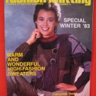 Vintage Fashion Knitting Patterns Sweaters Coats Jackets Pullovers 1983