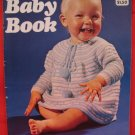 Patons Baby Book 22 Vintage Knitting and Crochet Patterns Bonnets Mitts Sweaters etc.