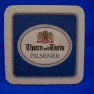 Thurn and Taris Pilsener Beer Coaster Vintage British Ale Souvenir Collector Mat