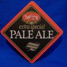 Okanagan Spring Brewery Extra Special Pale Ale Beer Coaster Canada Souvenir