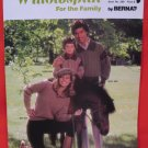Willowspun Bernat Knitting Patterns Adults and Childrens Sweaters