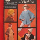 Beehive RETRO Vintage Knitting Crochet Patterns Adults Children Capes Socks Berets Stoles Poncho etc