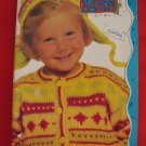 Patons Knitting Patterns TODDLERS Ages 1 - 4 Sweaters Pants Jacket etc
