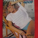 "Patons Knitting Patterns LADIES Tropical Summer Sweaters Bust 30"" - 40"""
