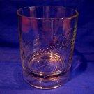 Bacardi Rum Glass Souvenir Bat Glass Collector Drinks Barware
