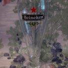 Vintage Heineken Beer Glass Collectible Souvenir 11 oz.