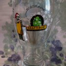 Shaftebury Beer Glass Canada Souvenir Collector Let It Snow Beer Wisdom