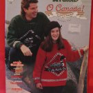Patons Vintage Knitting Patterns FAMILY Cowichan Sweaters Jackets Pullovers