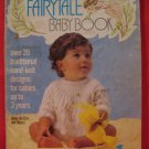 Vintage Patons Fairy tale 20 Knitting Patterns BABY - 3 YEARS Sweaters Sleeping Bag  Bootees etc