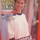 Ladies London Collection Machine Knitting Patterns News Supplement Patterns WOMEN
