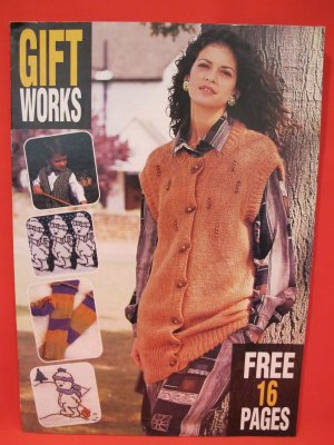 Gift Works Machine Knitting News Patterns Supplement Patterns FAMILY