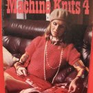 Patons Machine Knit Classics Knitting Patterns FAMILY Sweaters Dresses Suits etc