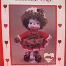 Vintage Chocolate Chip Doll Crochet Pattern Lollipop Lane Crocheting