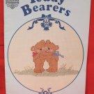 Vintage Cross Stitch Patterns Teddy Bearers Bears Designs