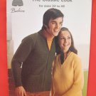 Vintage Patons Beehive Knitting Patterns ADULTS Sweaters Cardigans Sizes 32 - 48