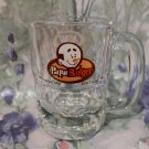 A&W ROOT BEER Mug PAPA BURGER Canada SPECIAL EDITION Souvenir Glass CHILD Size