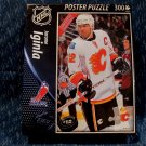 JAROME IGINLA NHL HOCKEY Calgary Flames Poster Puzzle Souvenir NEW Sealed in BOX