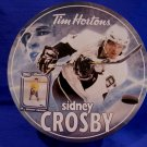 TIM HORTONS Coffee Tin and NHL Hockey SIDNEY CROSBY Puzzle Souvenir Collector
