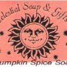 Pumpkin Spice Aromatherapy Cold Process Soap