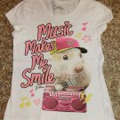 Justice Graphic T Shirt Girls 10 12