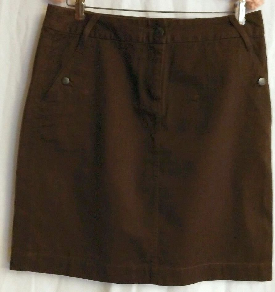 For the republic sz 8 Skirt Brown