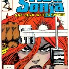 Red Sonja #1 NM 1983 - Walt Simonson Cover