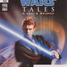 Star Wars Tales A Jedi's Weapon Free Comic Book Day 2002