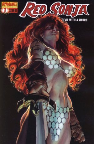 Red Sonja #1 NM 1995 - Alex Ross Cover