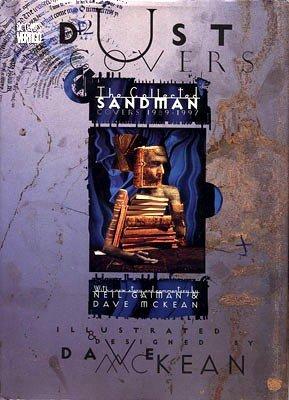 Sandman Collected Dust Covers Neil Gaiman Dave Mc Kean - DC Comics 1997