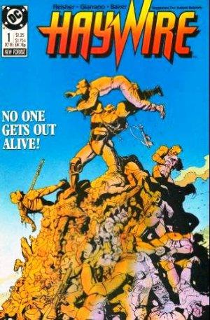 Haywire Complete Comic Book Set #1-13 - DC Comics 1988 NEW