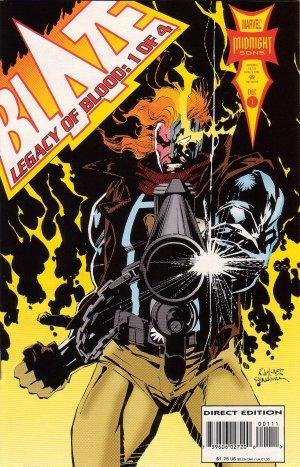 Johnny Blaze Ghost Rider: Legacy Of Blood Complete Set #1-4 - Marvel Comics 1993