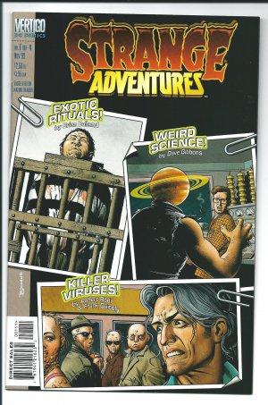 Strange Adventures Issue #1 - Brian Bolland Dave Gibbons DC Comics 1999