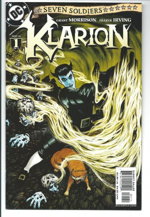 Klarion Issue #1 - Grant Morrison DC Comics 2005