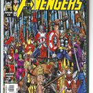 The Avengers Issue #2 - Kurt Busiek Marvel Comics 1998