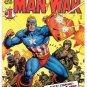 Super Soldier Man Of War #1 - Dave Gibbons DC Comics 1997